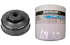 Mercury Mariner 40 50 60hp EFI 4 Stroke Oil Filter 35-8M0065103 & Removal wrench