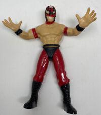 Rey Mysterio Jr WCW 1999 Toy Biz Action Figure Wrestling WWF WWE NWO