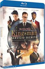 KINGSMAN BLU RAY SERVICIO SECRETO NUEVO ( SIN ABRIR ) FOX