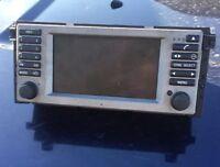 Range Rover L322 4.4 Td6 3.0 Genuine Sat Nav Screen Radio 65-52-6-902 050