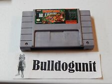 Donkey Kong Country 1 Super Nintendo SNES Game