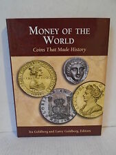 Money of the World Coins that Made History Goldberg Whitman Ancient Roman Greek