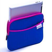 """Waterproof & Shockproof Neoprene 8"""" / 10"""" Tablet Sleeve Pouch Bag iPad Samsung"""