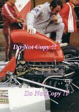 Clay Regazzoni BRM F1 retrato 1973 fotografía 5