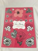 Vera Bradley MOCHA ROUGE Tech Decals for Laptop E-Reader Cell Phones TABLETS NEW