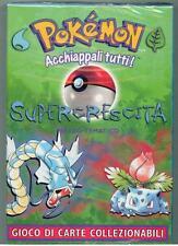 Pokemon - Mazzo SUPER CRESCITA - OVERGROWN Sigillato Theme Deck Tematico ITA