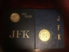 2 U.S.S. John F Kennedy (JFK) Cruise Books 1977 And 1978 Naval History Yearbooks