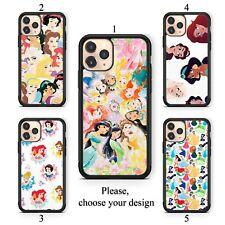 Disney Princess case for iphone 11 XR Pro SE Max X XS 8 plus 7 6 TPU cover SN