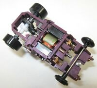 """Tyco - """"3.5 OHM"""" STAGE 4 BANDIT NARROW- PRO 8 Mags,Ski Shoes-WICKED FAST! /Tomy"""