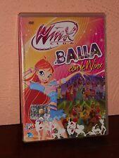 WINX CLUB-BALLA CON LE WINX-DVD FILM -ORIGINALE