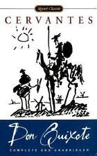 Don Quixote by Miguel de Cervantes (2001, Paperback, Unabridged)