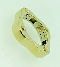 Nouvelle Bague 18K Yellow Gold Square Ring