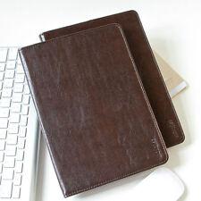 """Premium cuero cover Apple iPad pro 10,5"""" Tablet funda bolsa case marrón"""