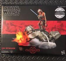 NEW | Star Wars Centerpiece - Luke Skywalker | The Black Series | Hasbro