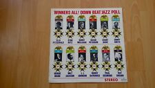 Winners All! Down Beat Jazz Poll lp