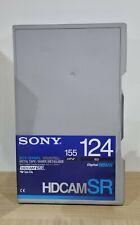 1 x Sony 124m HDCAM SR TAPE-NEW