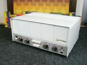 Unique Philips AG9015 Full tube Integrated Stereo amplifier in Perfect condition