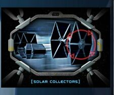 SOLAR COLLECTORS WORKBENCH COMPONENTS Topps STAR WARS DIGITAL CARD TRADER