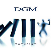 DGM - Momentum - CD DIGIPACK