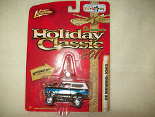 JOHNNY LIGHTNING 1977 INTERNATIONAL SCOUT II,  RARE HOLIDAY CLASSIC 2011, MIP