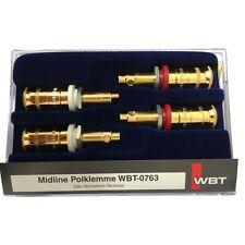 WBT-0763 Schachtel Midline Polklemme 2x rot und 2x weiss 853822
