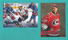 2008-09 Ultra Hockey Cards - You Pick To Complete Your Set