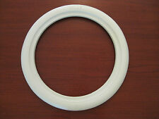 SINGLE atlas white wall insert 15'' wheels