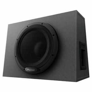 """PIONEER TS-WX1210A 12"""" Amplified Subwoofer in a Box - AUS WARRANTY!"""