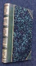 1852 BOURGUIGNAT: TRAITÉ COMPLET DE DROIT RURAL APPLIQUÉ+GUIDE LÉGAL DU DRAINEUR