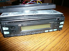 JVC KD-GS610 Car Stereo CD RECEIVER Radio FOR PARTS NOT TESTED