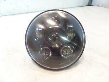 Harley Davidson Sportster 883 1200 & Dyna Front LED Headlight Headlamp Housing