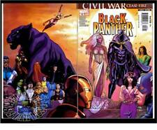 1)BLACK PANTHER v4 #18(9/06)STORM WEDDING(AVENGERS/CAPTAIN AMERICA)CGC IT(9.8)!!