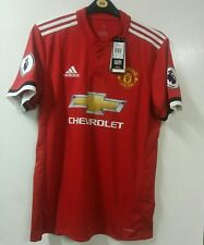 Coleccionistas Adidas réplica de abeja trabajador Manchester United Camisa Jersey para hombre medio