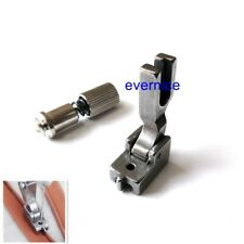 Invisible Zipper Foot #S518Ns Narrow W/ Guide For Juki Ddl-5550 Singer 191D 195K