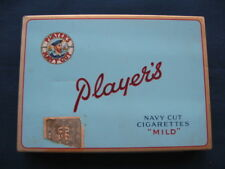 PLAYER'S NAVY CUT CIGARETTE TIN, IMPERIAL TOBACCO CO. OF CANADA LTD.MONTREAL