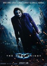 THE DARK KNIGHT (2008) Movie Cinema Poster Film Art Print