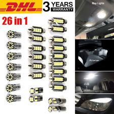 26x T10 LED Innenraumbeleuchtung Canbus Birne Für Mercedes W211 S211 Auto Licht