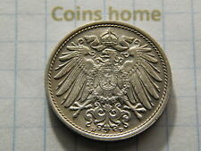 Coins Home Uncirculated 1914 D Germany 10 Pfennig Set#MH60 Uncertified Ungraded