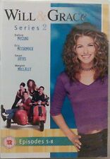 Will And Grace - Season 2 - Episodes 5-8 (DVD, 2003) New & Sealed