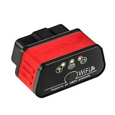 ELM327 WIFI Function OBD2 OBD-II Car Auto CAN-BUS Diagnostic Scanner