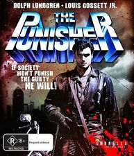 The Punisher (Blu-ray, 2016)
