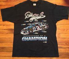 Vintage Dale Earnhardt Shirt NASCAR Racing Champion 90s Winston Cup Kyle Busch