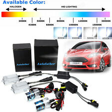 H7 HID Xenon Kit Headlight Ballasts For Ford Fiesta Fiesta V Focus C-Max/Turnier