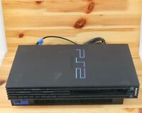 Sony PlayStation PS2 Fat Console BROKEN PARTS ONLY AS IS SCPH-39001