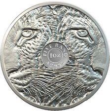 1 Oz South Africa Big Five 2020 Leopard Fine Silver 999 Sudafrica Big 5