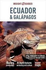 INSIGHT GUIDES: Ecuador & Galápagos, APA Publications limitato, NUOVO LIBRO