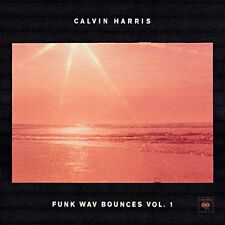 JAPAN CD CALVIN HARRIS FUNK WAV BOUNCES VOL.1