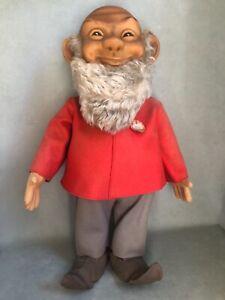Vintage Steiff Dwarf PUCKI 53cm tall original w/o hat