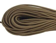 3 metros Cuerda Táctica elástica 3,18 mm Coyote brown shock cord elastic