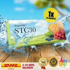 Superlife STC30 Supplement Stemcell Activator Vitamins 1 box = 15s DHL EXPRESS